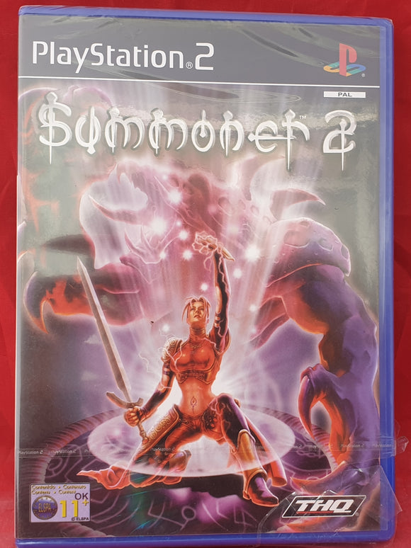 Brand New and Sealed Summoner 2 Sony Playstation 2 (PS2) Game