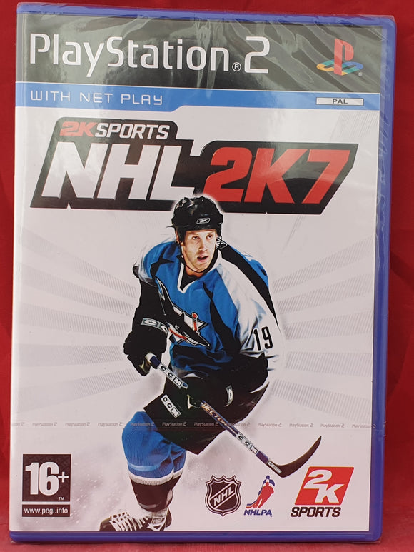 Brand New and Sealed NHL 2K7 Sony Playstation 2 (PS2) Game