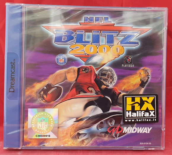 Brand New and Sealed NFL Blitz 2000 Sega Dreamcast Game