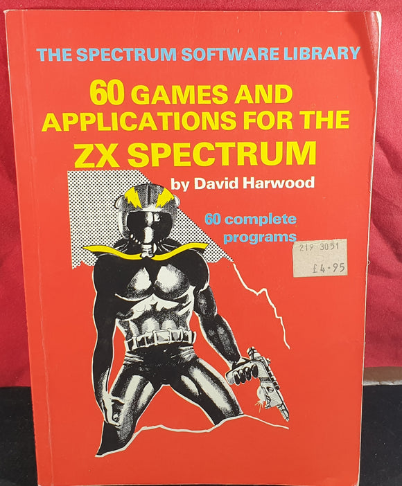 The Spectrum Software Library 60 Games and Applications for the ZX Spectrum RARE Book