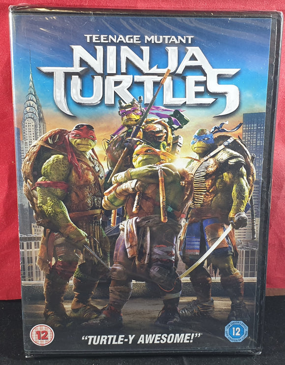 Brand New and Sealed Teenage Ninja Mutant Ninja Turtles DVD