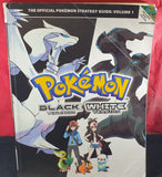 The Official Pokemon Strategy Guide: Volume 1 for Black and White Book