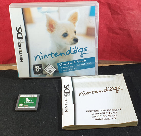 Nintendogs Chihuahua & Friends Nintendo DS Game