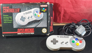 Boxed Super Nintendo Entertainment System (SNES) Controller Accessory
