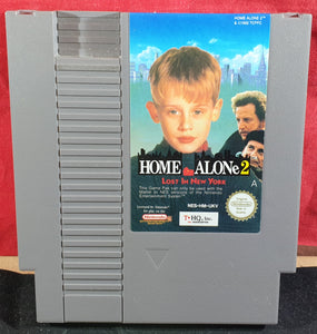 Home Alone 2 Cartridge Only Nintendo Entertainment System (NES) Game