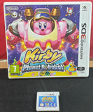 Kirby Planet Robobot (Nintendo 3DS) game
