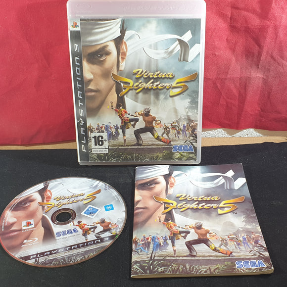 Virtua Fighter 5 Sony Playstation 3 (PS3) Game