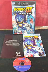 Sonic Adventure DX Directors Cut Nintendo Gamecube Game
