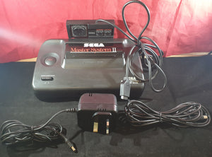 Sega Master System II with Alex Kidd Built in Console