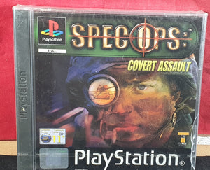Brand New and Sealed Spec Ops Covert Assault Sony Playstation 1 (PS1) Game