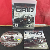 Racedriver Grid Sony Playstation 3 (PS3) Game