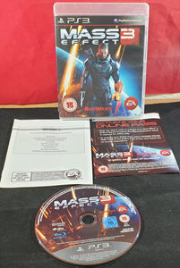 Mass Effect 3 Sony Playstation 3 (PS3) Game