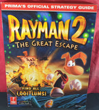 Rayman 2 The Great Escape Prima's Official Strategy Guide Book