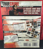True Crime Streets of LA Official Strategy Guide Book