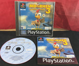 Moorhen 3 Sony Playstation 1 (PS1) Game