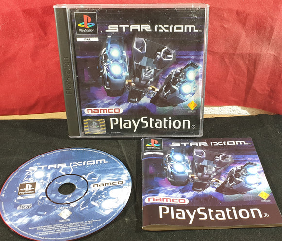 Star Ixiom Sony Playstation 1 (PS1) Game