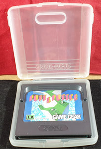 Putt & Putter Sega Game Gear Game