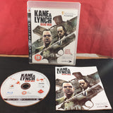 Kane & Lynch Dead Men Sony Playstation 3 (PS3) Game