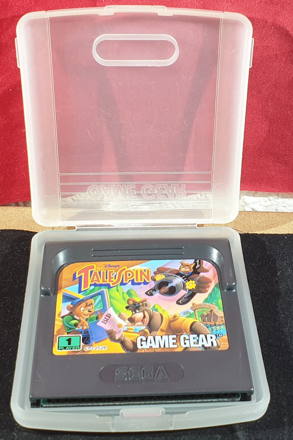 Talespin Cartridge Only Sega Game Gear Game
