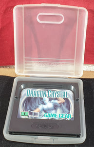 Dragon Crystal Cartridge Only Sega Game Gear Game