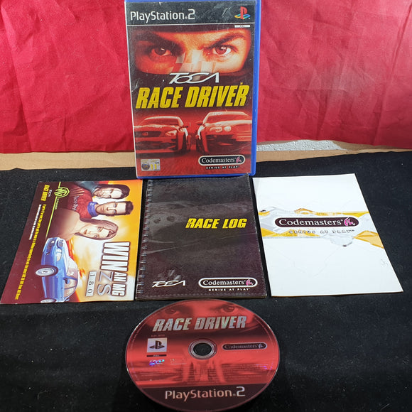 Toca Race Driver Sony Playstation 2 (PS2) Game