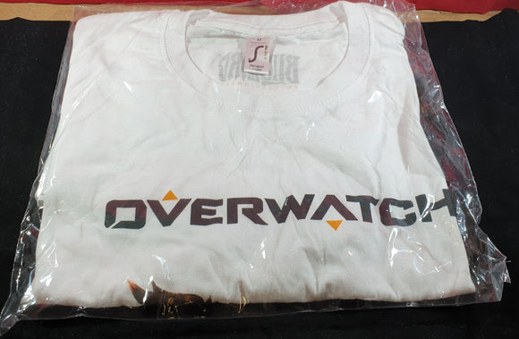 Brand New Overwatch Medium Regent T-shirt RARE