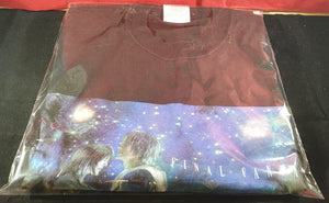 Brand New Final Fantasy X Large Jerzees T-shirt RARE