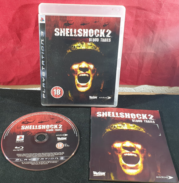 Shellshock 2 Blood Trails Sony Playstation 3 (PS3) Game
