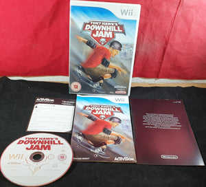 Tony Hawk's Downhill Jam Nintendo Wii Game