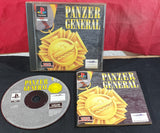 Panzer General Sony Playstation 1 (PS1) Game