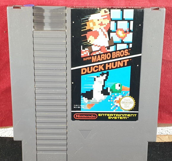 Super Mario Bros & Duck Hunt Cartridge Only Nintendo Entertainment System (NES) Game