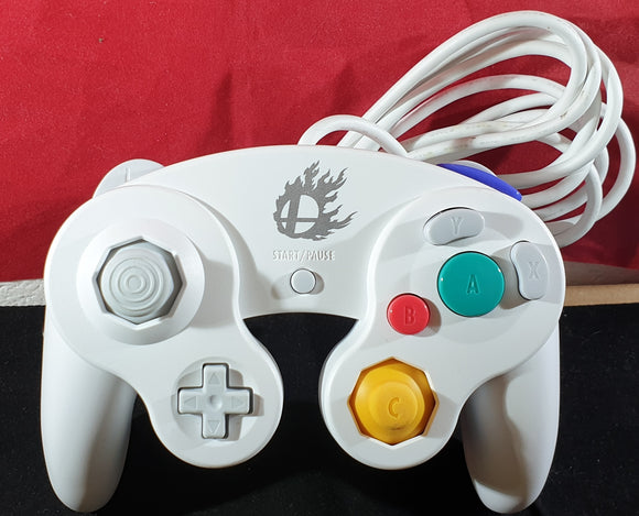Limited Edition Super Smash Bros Nintendo GameCube Controller Accessory