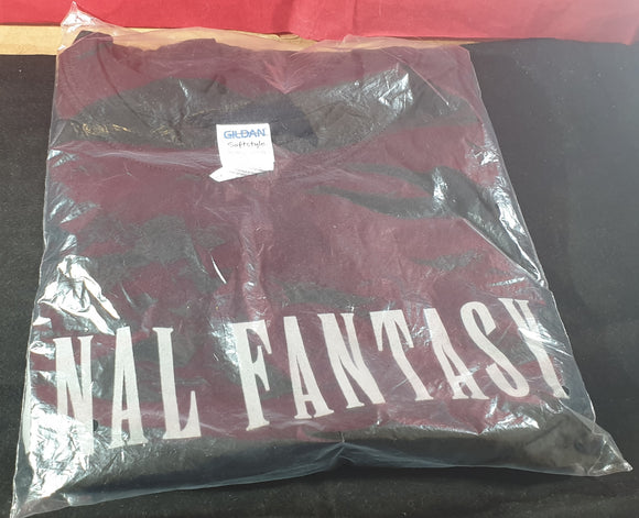 Brand New and Sealed Final Fantasy XV Large Gildan RARE T-Shirt