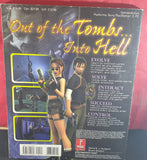 Lara Croft Tomb Raider Angel of Darkness Official Strategy Guide Book