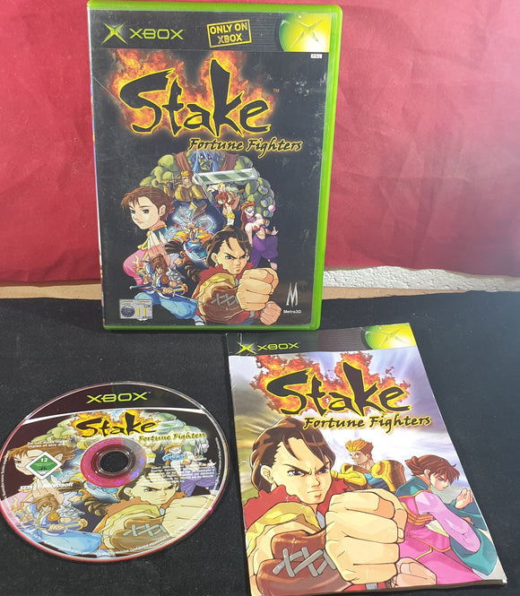 Stake Fortune Fighters Microsoft Xbox Game