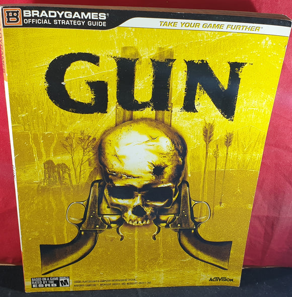 Gun Official Strategy Guide Book