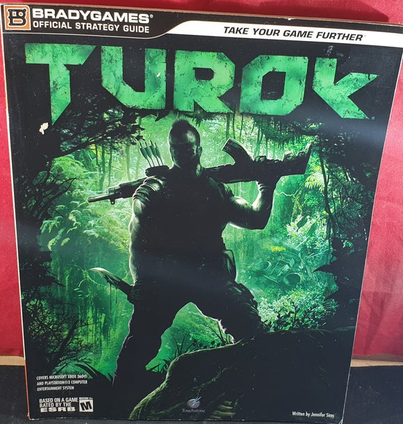Turok Official Strategy Guide Book