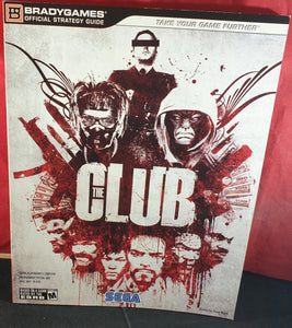 The Club Official Strategy Guide Book