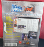 WWE Smackdown Vs Raw Official Strategy Guide Book