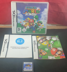 Super Mario 64 Nintendo DS Game