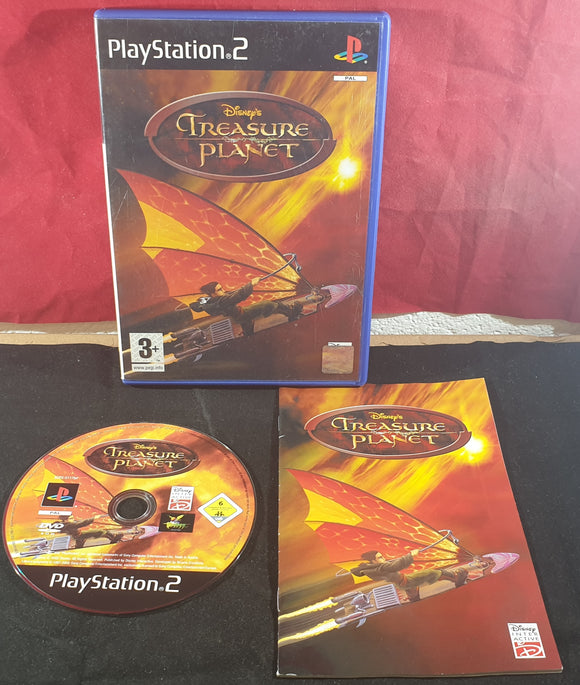 Disney's Treasure Planet Sony Playstation 2 (PS2) Game