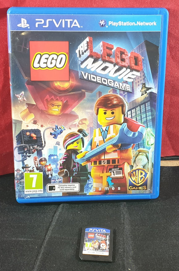 The Lego Movie Sony PSVITA Game