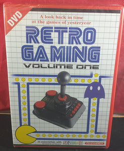 Brand New and Sealed Retro Gaming Volume 1 DVD