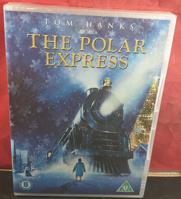 Brand New and Sealed Polar Express DVD