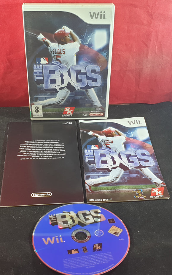 The Bigs Nintendo Wii Game