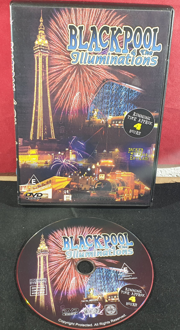 Blackpool & the Illuminations DVD