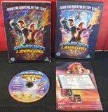 The Adventures of Sharkboy and Lavagirl in 3-D DVD