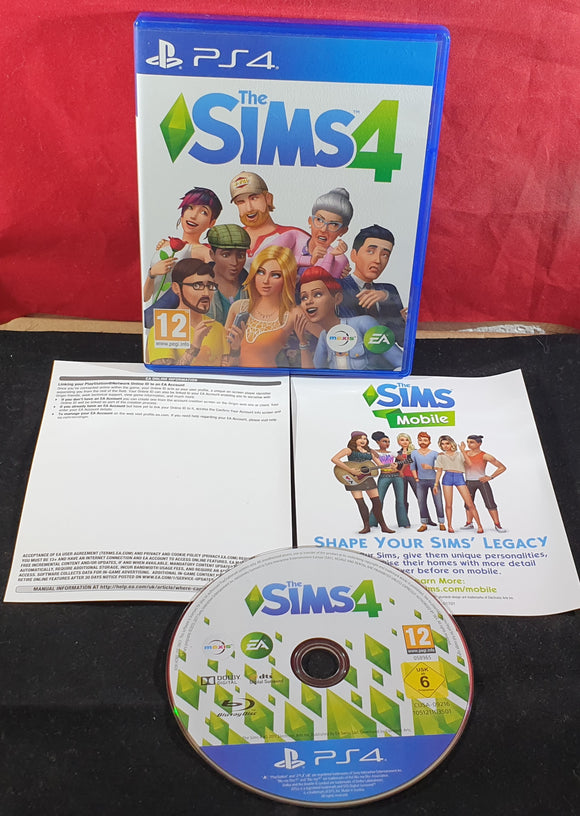The Sims 4 Sony Playstation 4 (PS4) Game