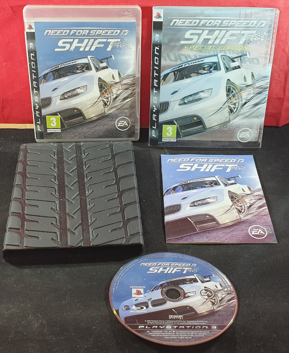 Need for Speed Shift Special Edition Sony Playstation 3 (PS3) Game