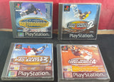 Tony Hawk's Pro Skater 1- 4 Sony Playstation 1 (PS1) Game Bundle